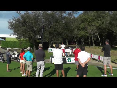 Power Academy con Gerad Pera y Buengolpe en Izki Golf