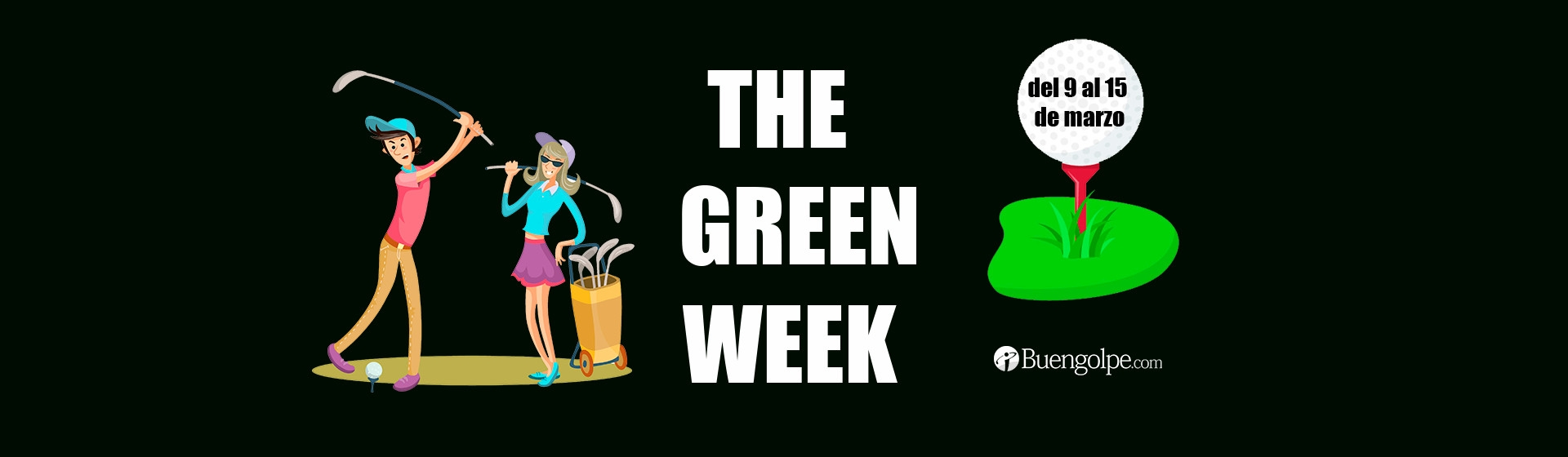 The Green Week Buengolpe